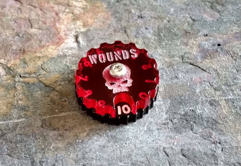 Wound Dials (0-10) Set of 2 - product image