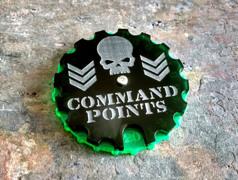 Command Dial (0-20) - product images  of
