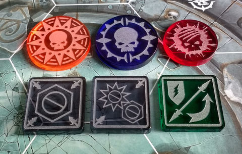 Under,the,Spire,Token,Bundle,(66,tokens),Shadespire, Warhammer, underworlds, tokens