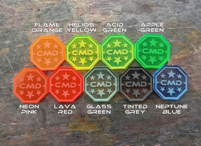 A Billion Suns Jump Point Tokens  - product images  of