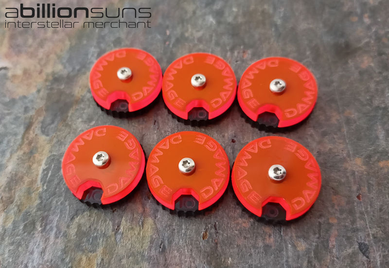 A Billion Suns Damage Dials - product images  of