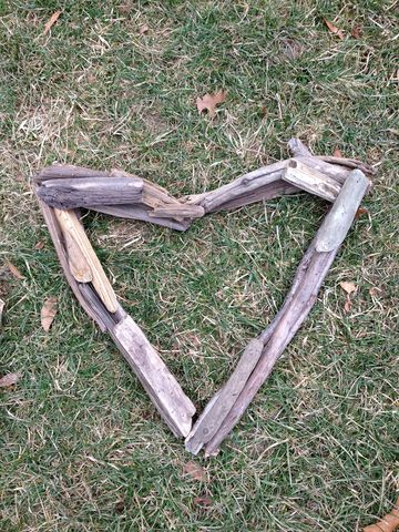 Driftwood,Open,Heart,Door,Decor,,Wreath,,Wall,Art,driftwood heart, wood art, wood sculpture, heart art, driftwood art, handmade, recycled, reclaimed wood