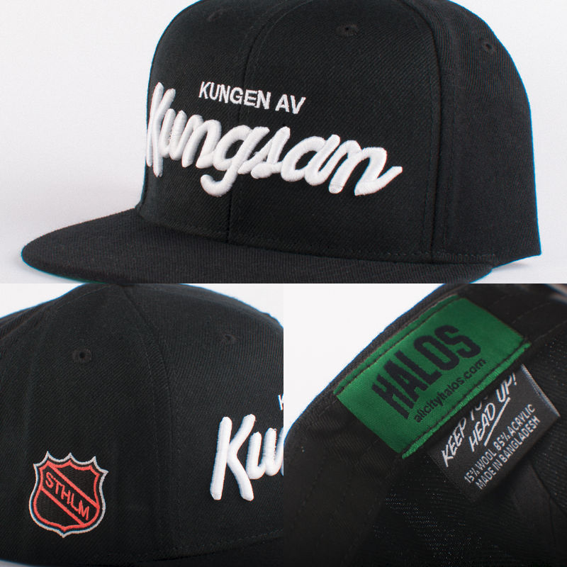 Kungsan Snapback - product images  of