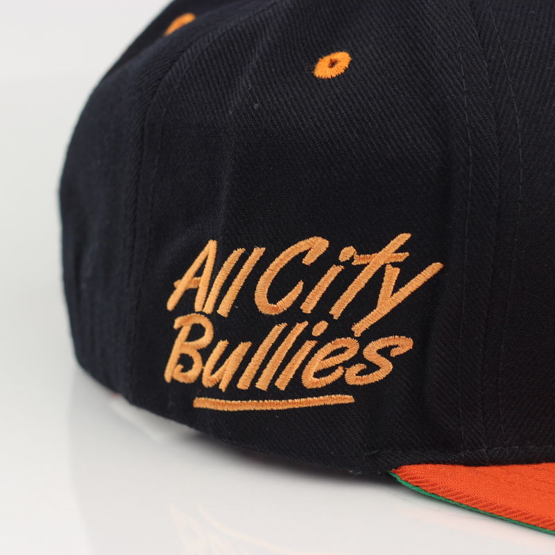 Bullies Blockhead Snapback - product images  of