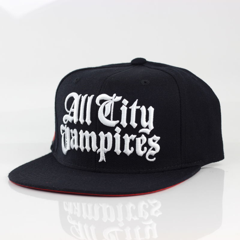 Vampires Script Snapback - product images  of