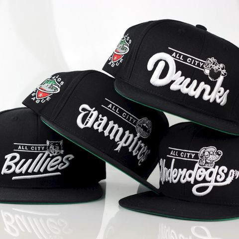All,City,Halos,League,Snapback,All City Halos, League, Looptroop Rockers, Halos, Cosmic, Supreme