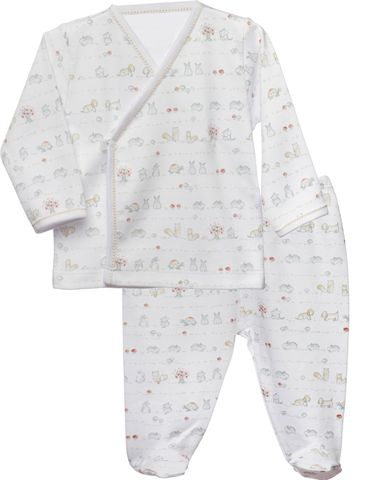 Online Baby Footed Pants Pattern | Sewing Patterns for Baby