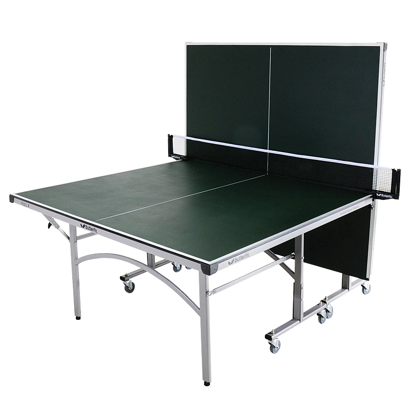 Butterfly Easifold Table Tennis Table Outdoor - Green or Blue - product images  of