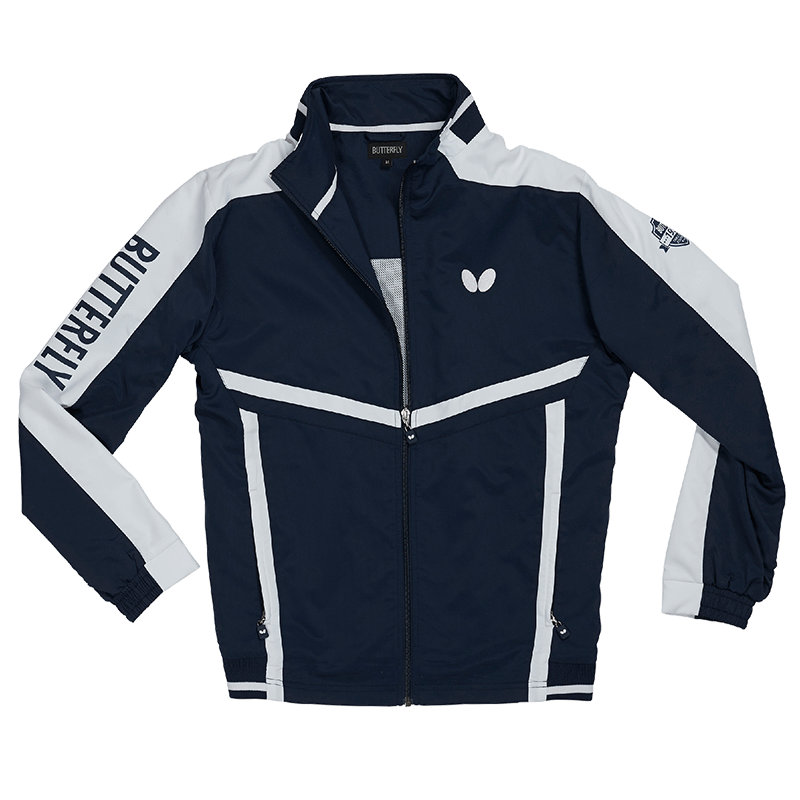 Butterfly Takeo Table Tennis Tracksuit Jacket - product images  of