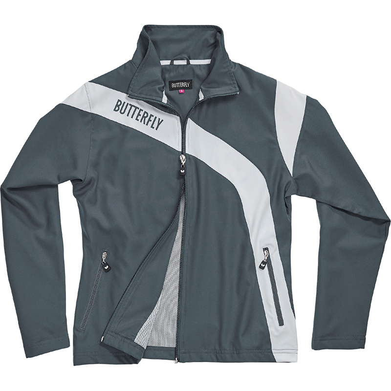 Butterfly Yasu Ladies Tracksuit Jacket - product images  of