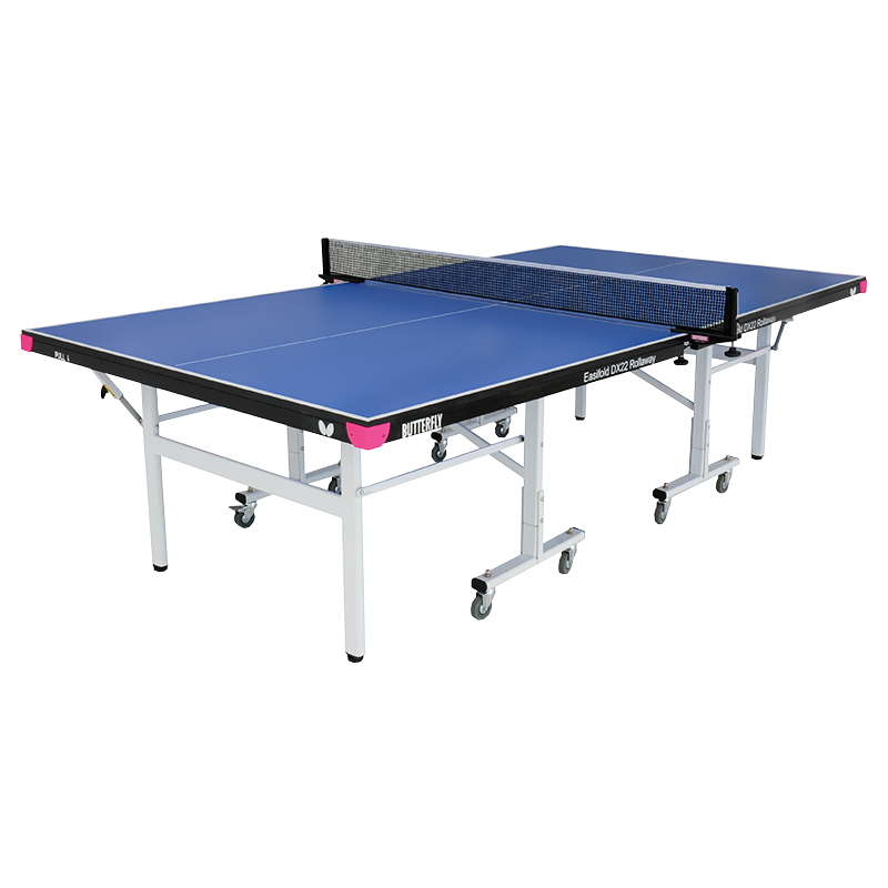 Butterfly Deluxe 22 Rollaway Table Tennis Table (Blue or Green) - product images  of