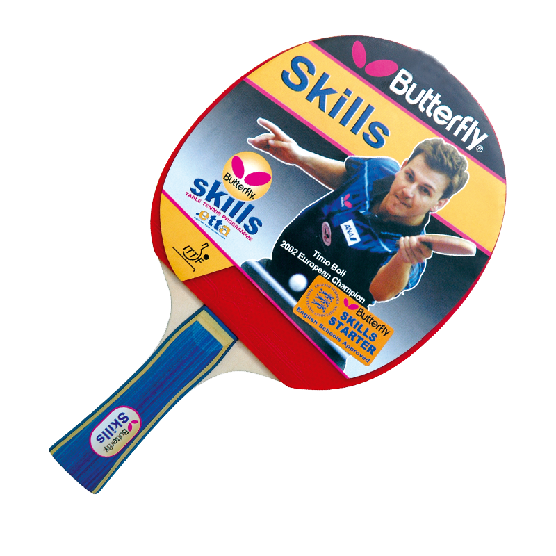 Butterfly Skills Starter Table Tennis Bat - product image