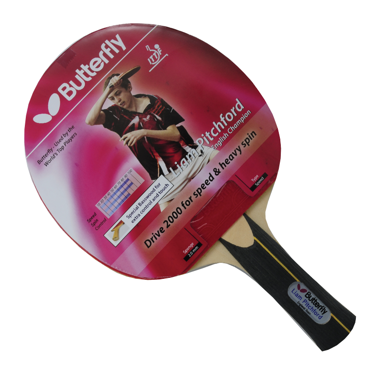 Butterfly Pitchford Drive 2000 Table Tennis Bat - product image