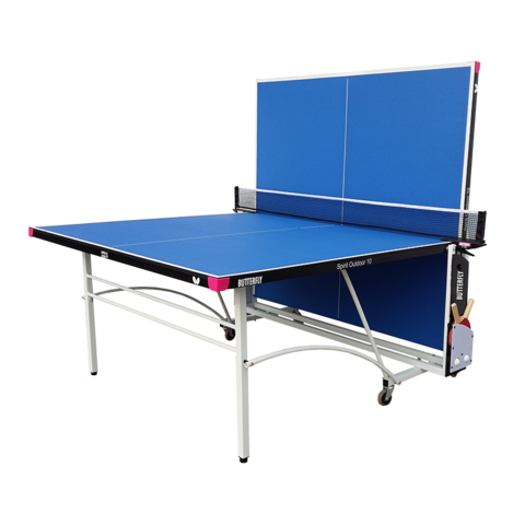 Butterfly,Spirit,10,Outdoor,Rollaway,Table,Tennis