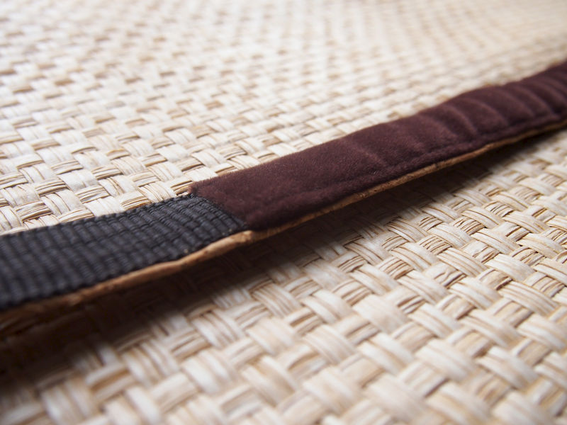 Wooden grain cork camera strap (2 cm) (Add on Embroidery Name) - product images  of