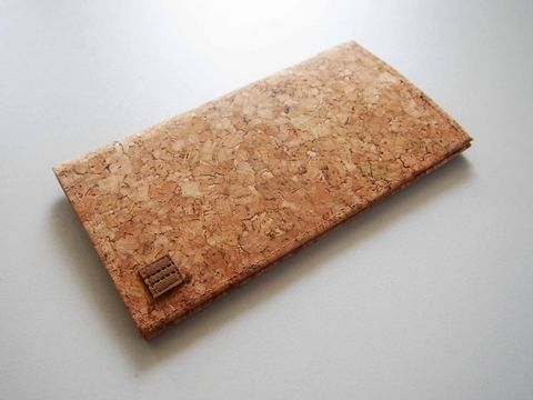 Paralife,YOUR,NAME's,Cork,Long,Passport,Holder