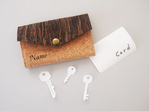 Mixed,Cork,Key,Holder,Key Holder , Key purse, Key case