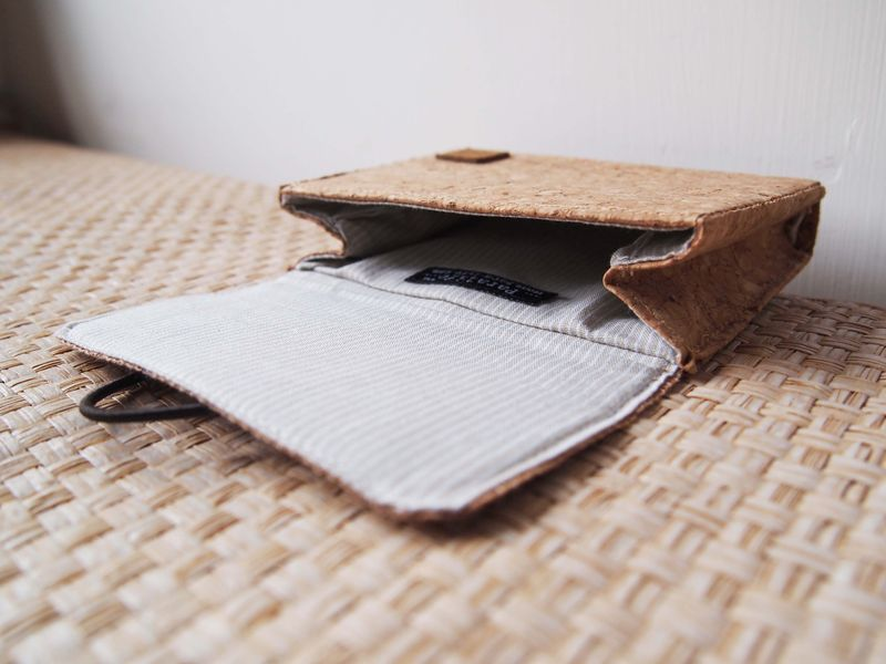 Cork Coin Case - product images  of