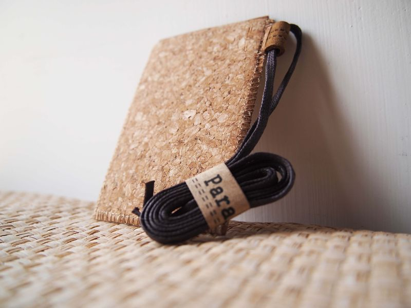 Cork card holder (custom made size) - product images  of