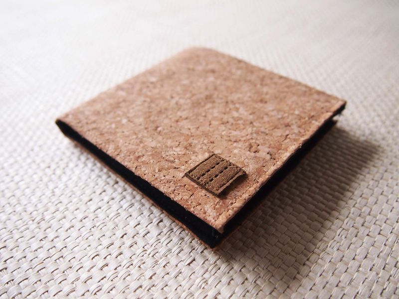 Cork wallet - product images  of
