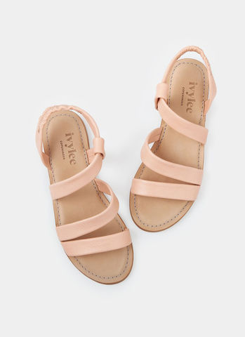 Ivylee,Cherry,Sandal,-,Rose,Ivylee Cherry Sandal - Rose