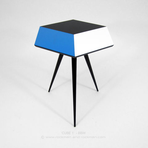 'CUBE,1',BBW,-,Side,Table