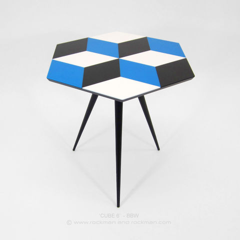 'CUBE,6',BBW,-,Side,Table