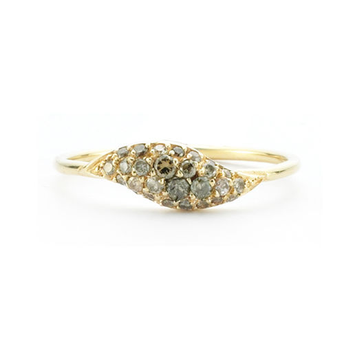Flow Champagne Ring - product images  of