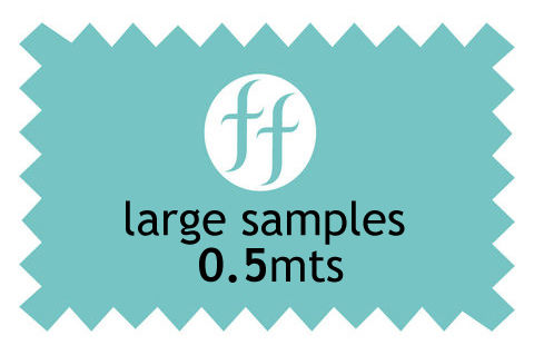 Large,0.5m,sample,Half Metre Sample