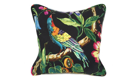 Exotic,Bird,Cushion,Cover,18