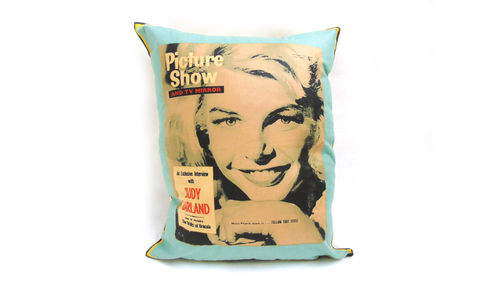Picture,Show,Mary,Peach,Cushion,Cover,20,x,16