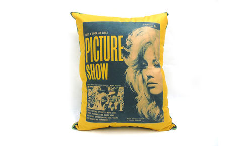 Picture,Show,Mylene,Demongeot,Cushion,Cover,20,x,16