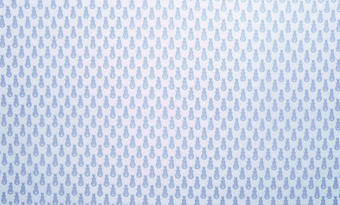 Rabbit,Trellis,|,Nursery,Window,Slight seconds designer fabric