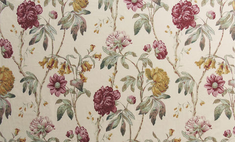 Peony,|,Colefax,Slight seconds designer fabric