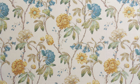 Peony,Slight seconds designer fabric