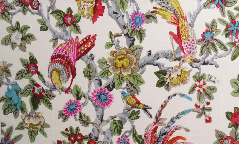 Pertelote Gp J Baker Fabulous Fabrics