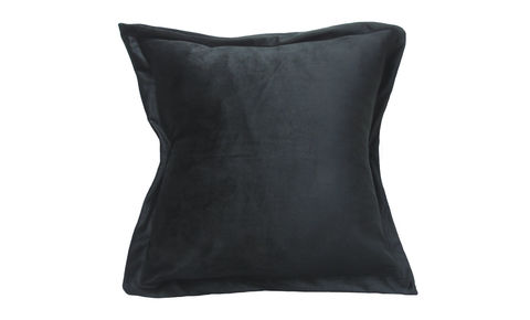 Kelly,Hoppen,Style,Velvet,Cushion,Cover,Charcoal