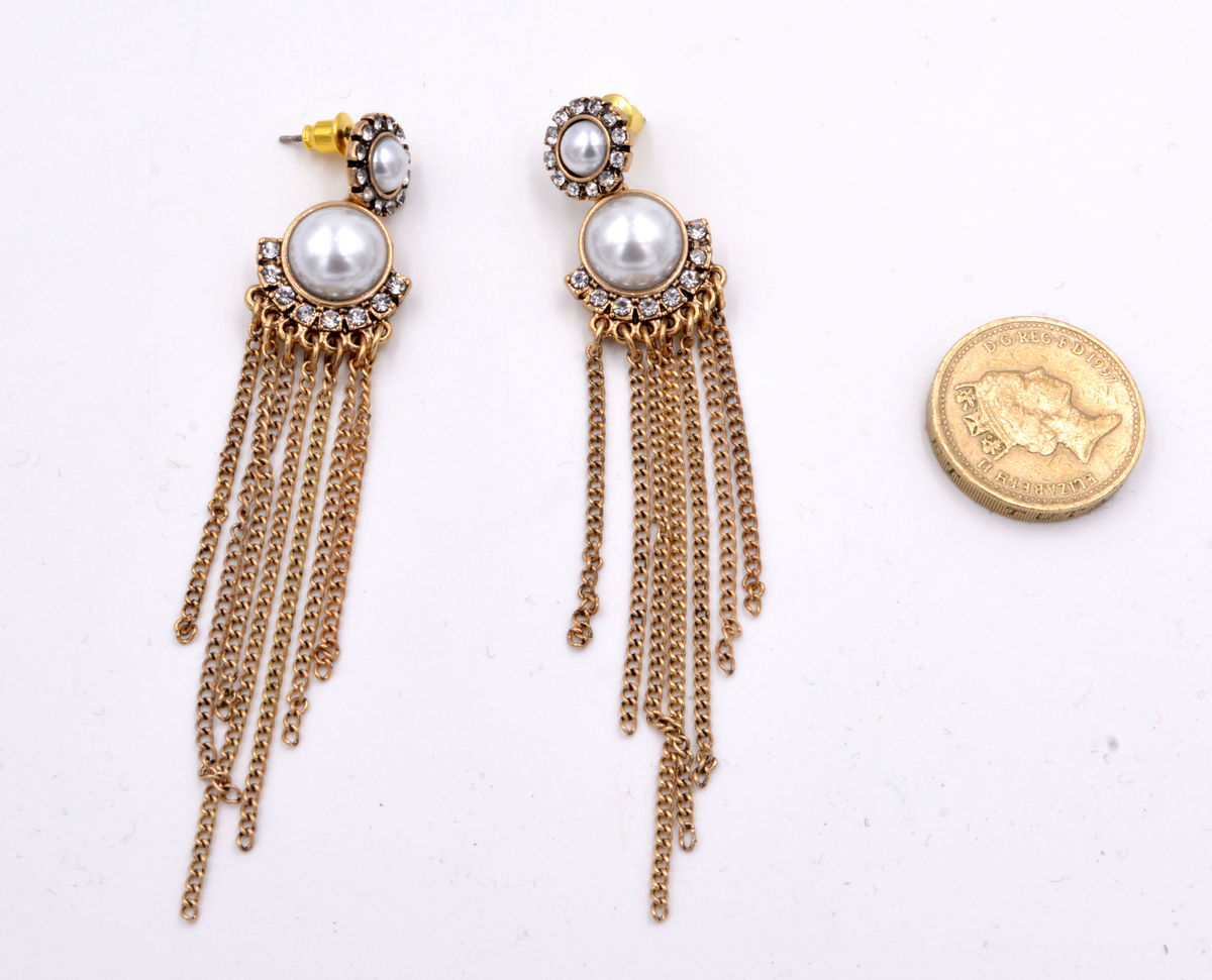 peacock gold antique stud pattern products khushi handicrafts silver