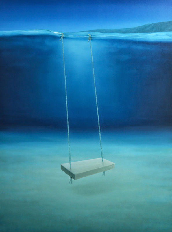Underwater Swing (print) - product images