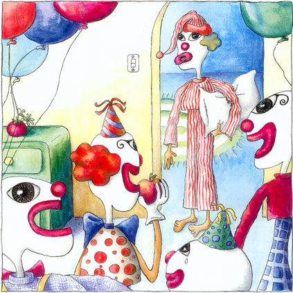Clowns,at,the,Party,(print),clowns