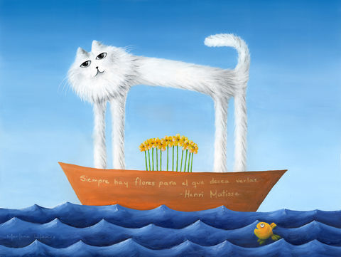 Skinny,Cat,and,his,Boat,cat