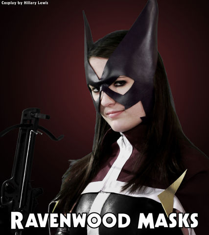 Arrow,-,Superhero,mask,superhero costume, leather mask, mask, masquerade, huntress, batwoman, batman, wolverine, costume, cosplay, comic con, adult, women, men