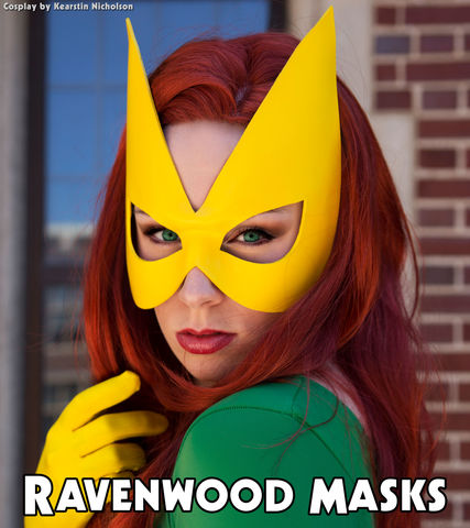 Honor,-,leather,cosplay,Superhero,mask,costume, mask, leather mask, masquerade mask, halloween costume, halloween mask, cosplay, jean gray, x men, marvel girl costume, mardi gras