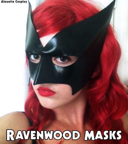 Nocturnal,-,leather,cosplay,mask,superhero costume, leather mask, mask, masquerade, batwoman, batman, wolverine, costume, cosplay, comic con, adult, women, men