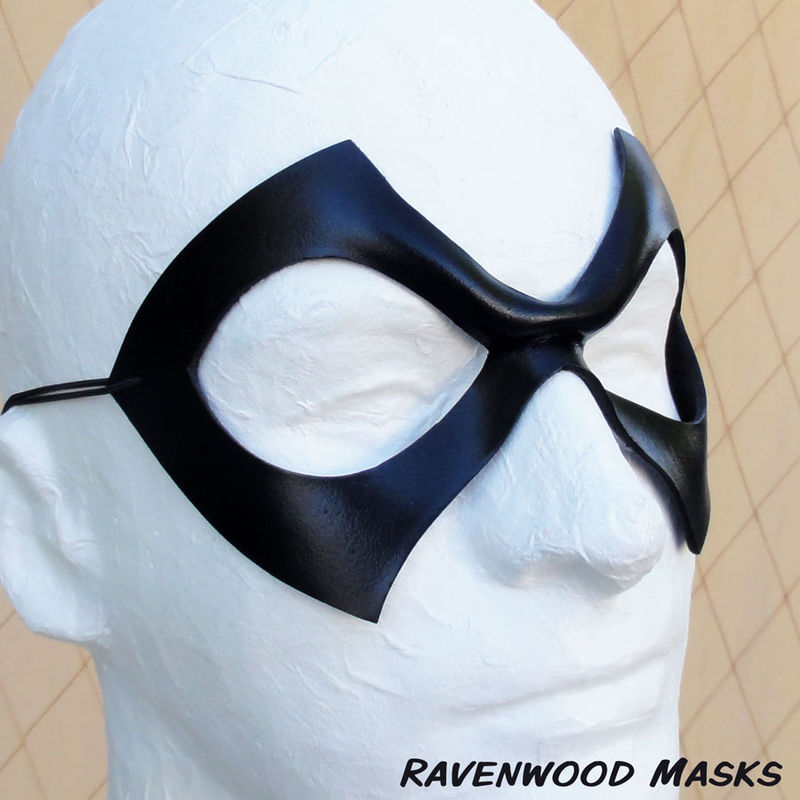 Excitement - leather mask - product images  of