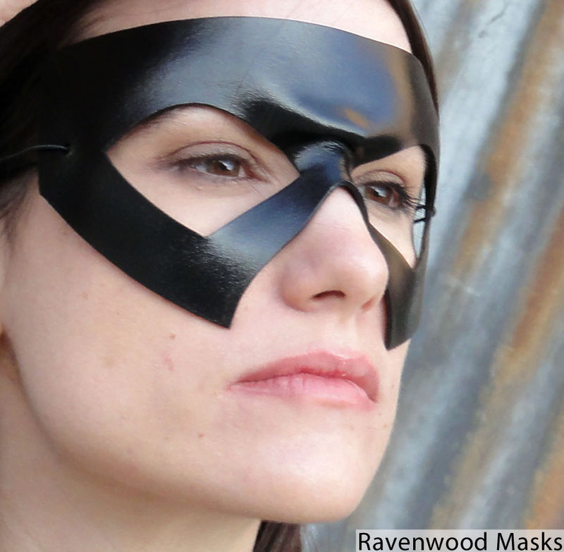 Stealth - leather mask - product images  of