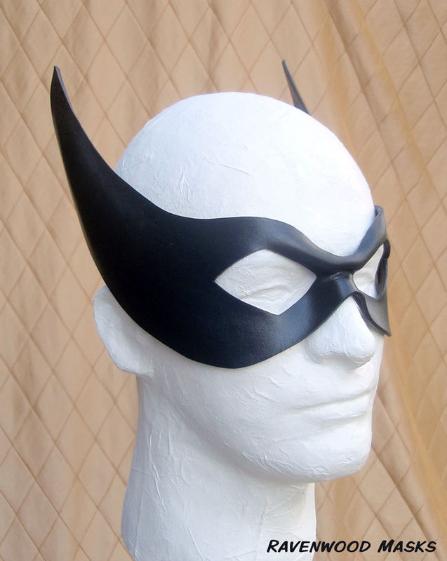 Striker - superhero costume leather mask - product images  of