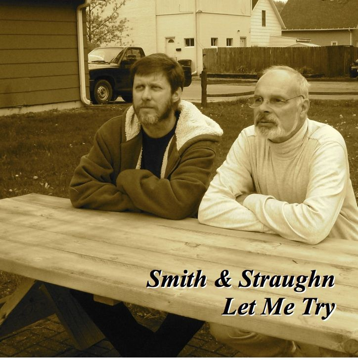 Smith & Straughn: Let Me Try EP - product images