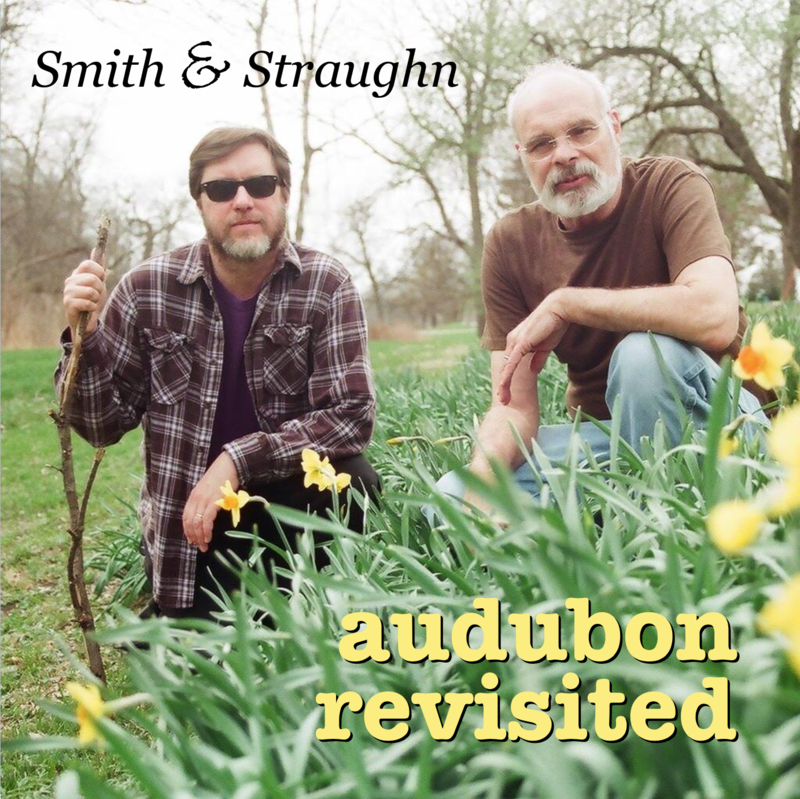 Smith & Straughn: Audubon Revisited CD - product images
