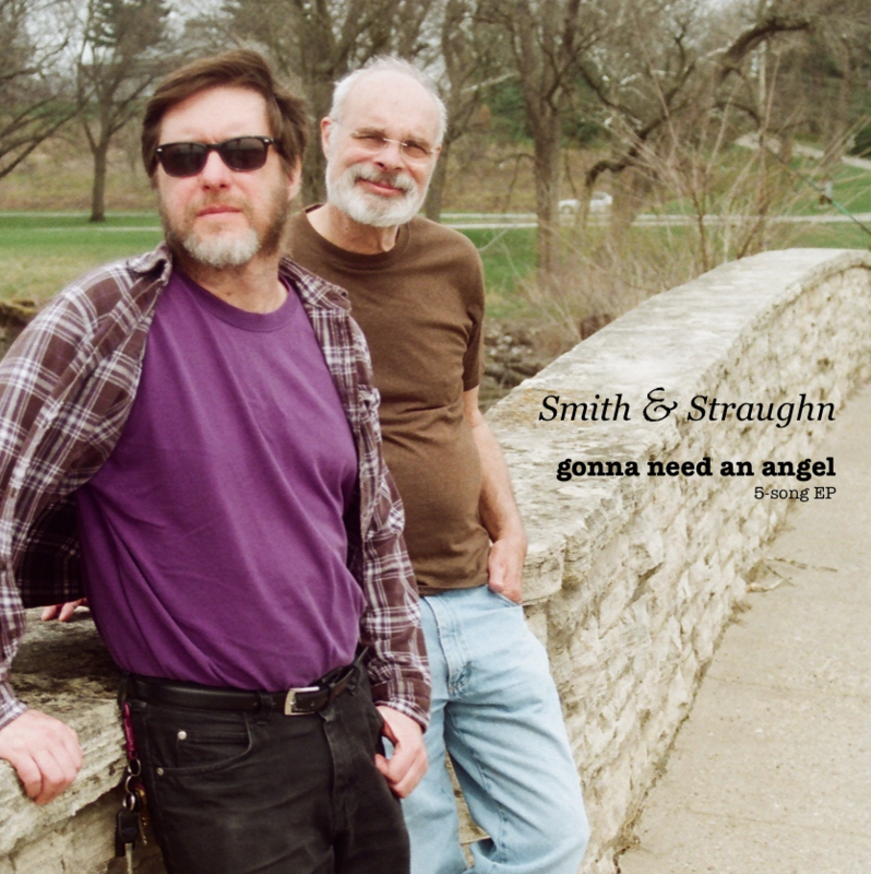 Smith & Straughn: Gonna Need an Angel EP - product images